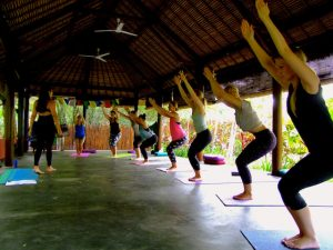 Utkatasana Yoga Here & There TTC